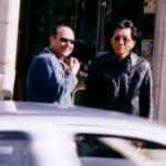 Street Boys - Sugar and Rodriguez on a Cape Town street corner, 30th July 2004